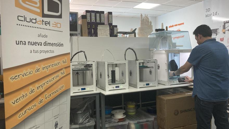 Rabanales 21 acoge dos nuevas empresas de impresión 3D
