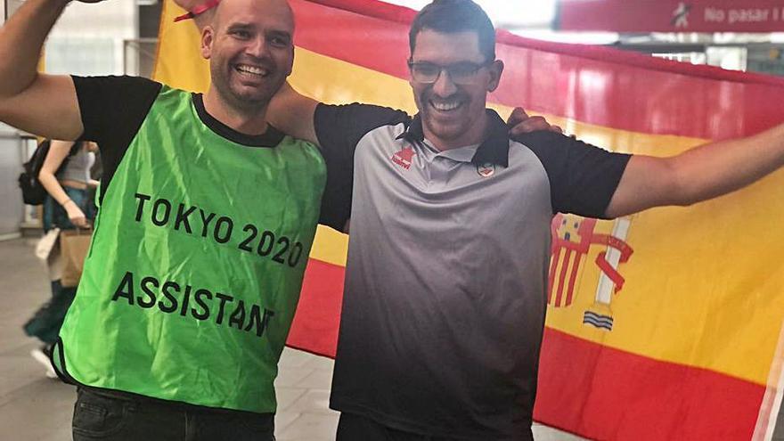 Oliva otorgará la medalla de oro de la ciudad al atleta paralímpico Héctor Cabrera