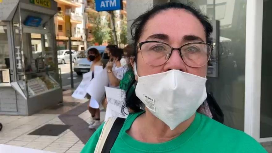 """Una camarera de piso en Ibiza: """"Solo me queda esperar la carta de desahucio"""""""