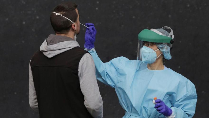 Salud confirma 186 nuevos casos de coronavirus en Asturias