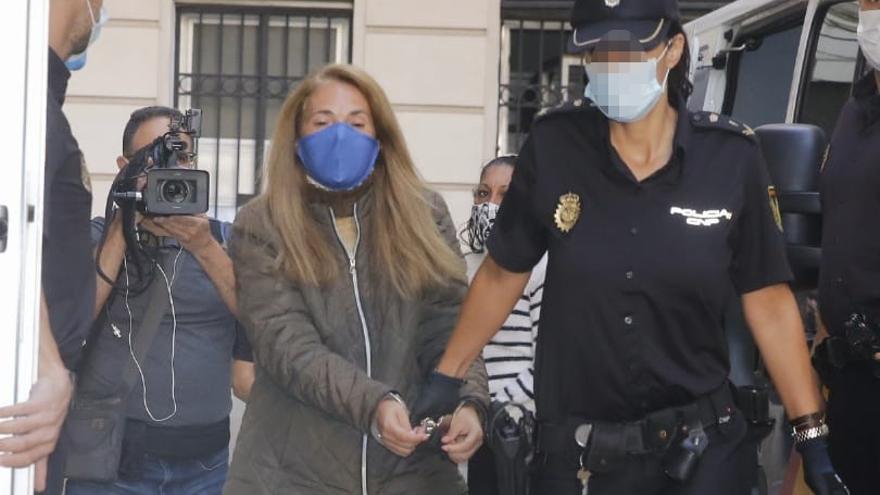 Juicio a la viuda negra de Alicante: Declaración del abogado de la acusación particular