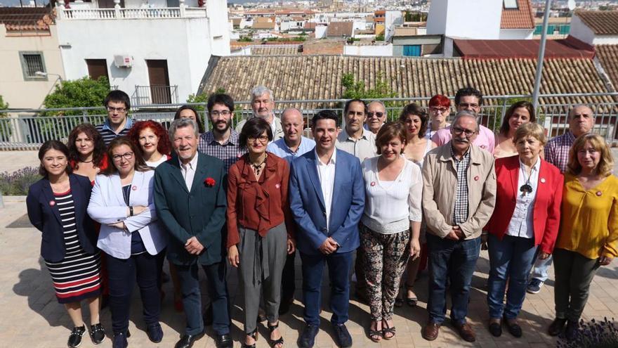 """Maíllo llama a convertir los ayuntamientos en """"contrapoder del Gobierno de Andalucía"""""""