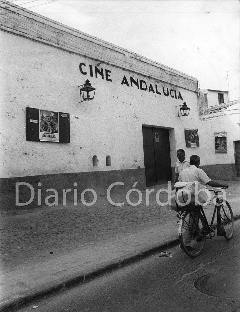 Cine de verano Andalucía.