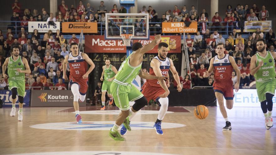 La FIBA decidirà divendres si el Baxi Manresa serà a la propera Champions