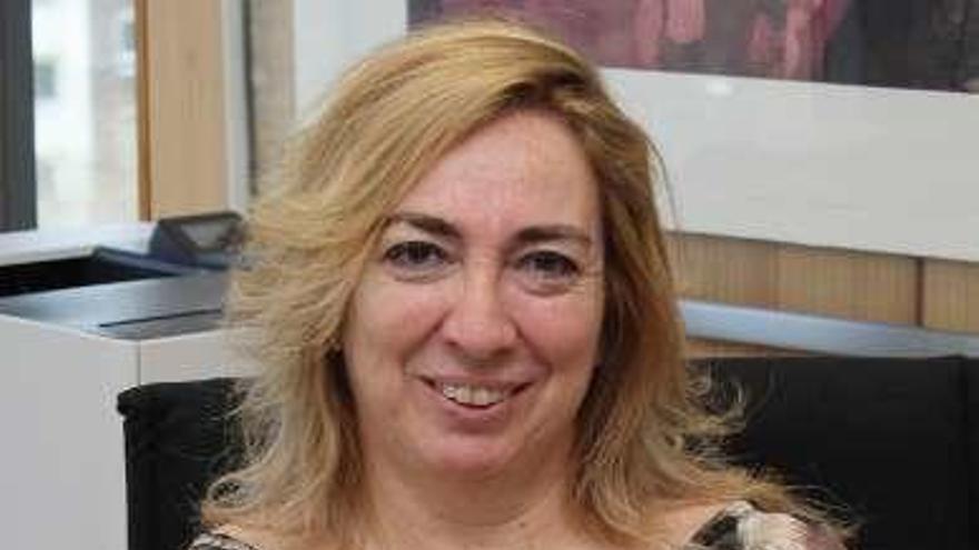 """Lucía Molares: """"Dejo el Sepes saneado, lo aprendido en él me ayudará en mi nuevo reto"""""""
