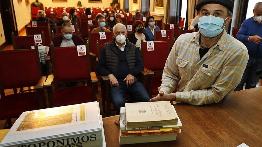 El RIDEA traza el mapa toponímico de Oseja de Sajambre