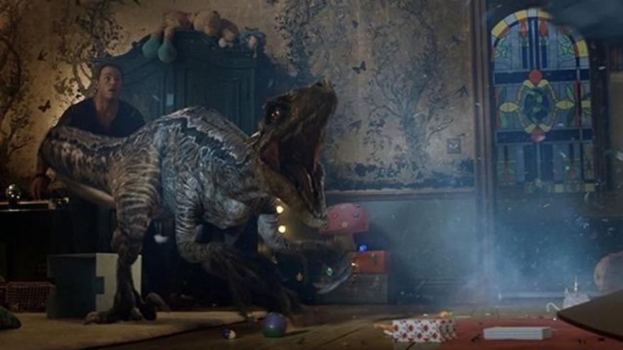 ¿Hay escena postcréditos en 'Jurassic World 2: El reino caído'?