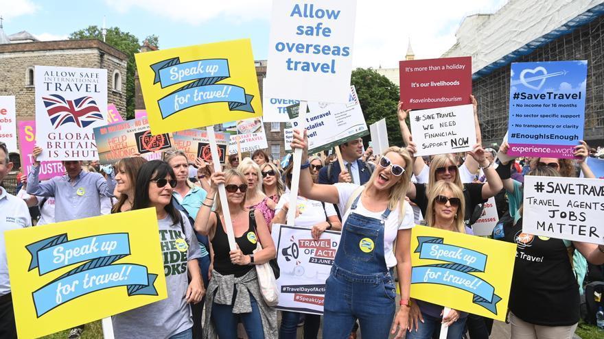 Los medios británicos dan por hecho que Baleares entra en el listado de destinos verdes
