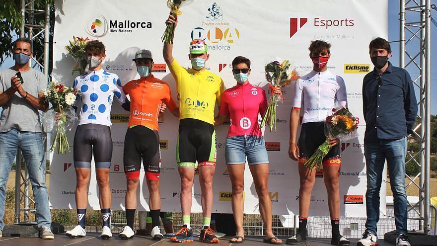 XXXVI Trofeo Pla de Mallorca |Triunfo y liderato para Marcus Christie