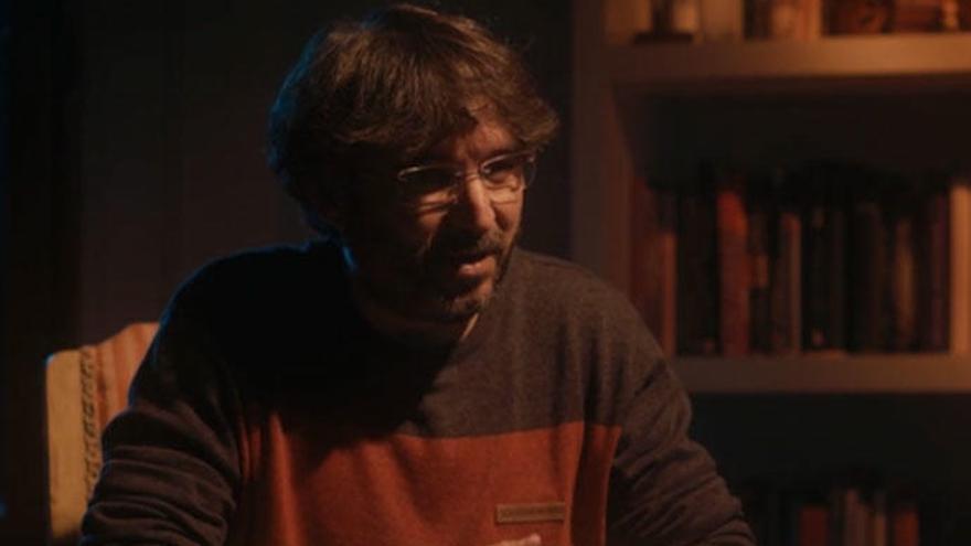 Jordi Évole, durante 'Salvados'.