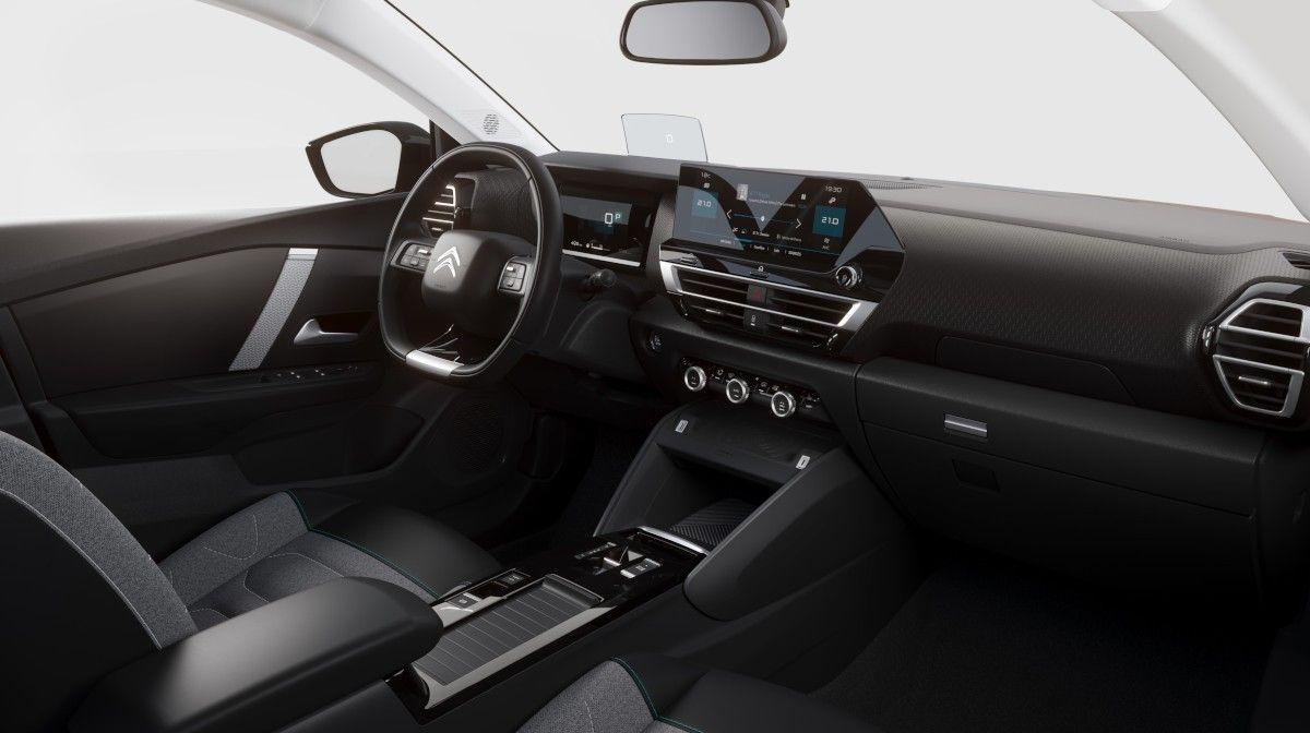 Nuevo Citroën C4, el confort hecho compacto