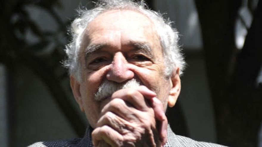 Gabriel García Márquez sufre demencia senil