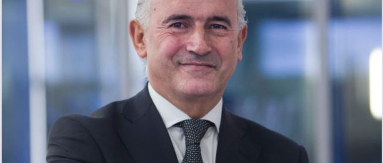 El nuevo director de la red comercial del Sabadell, Jaime Matas.