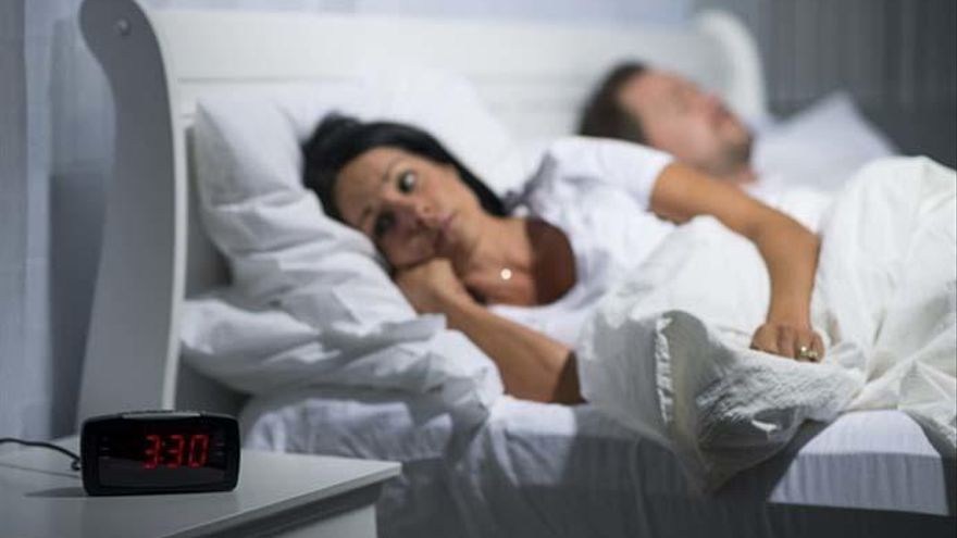 ¿Por qué no puedes dormir? Aquí tienes la razón
