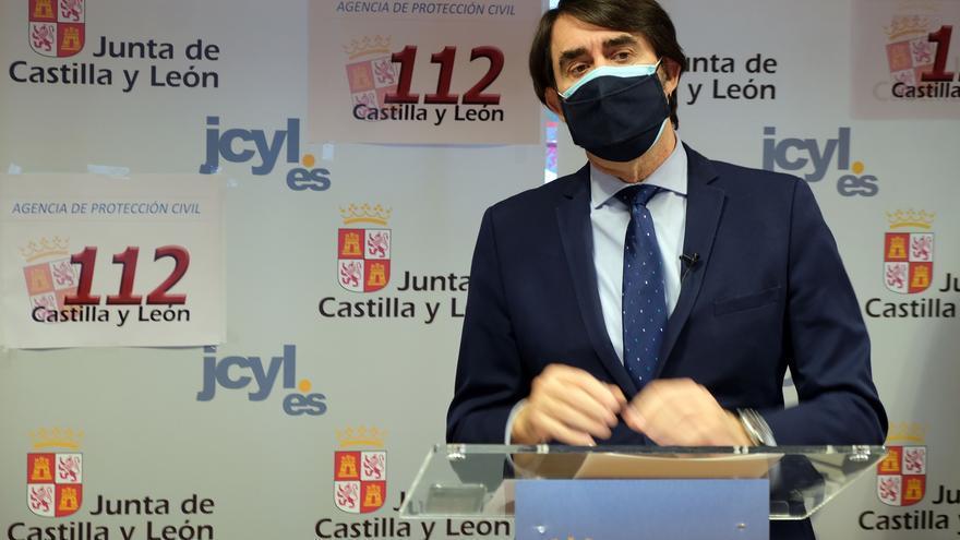Los incidentes sanitarios copan las llamadas al 112 en Zamora durante 2020