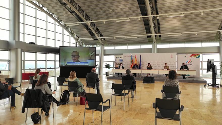 The Ocean Race y SPTCV sellan una alianza con el Ayuntamiento de Alicante y el Club de Regatas para acoger en junio The Ocean Race Europe