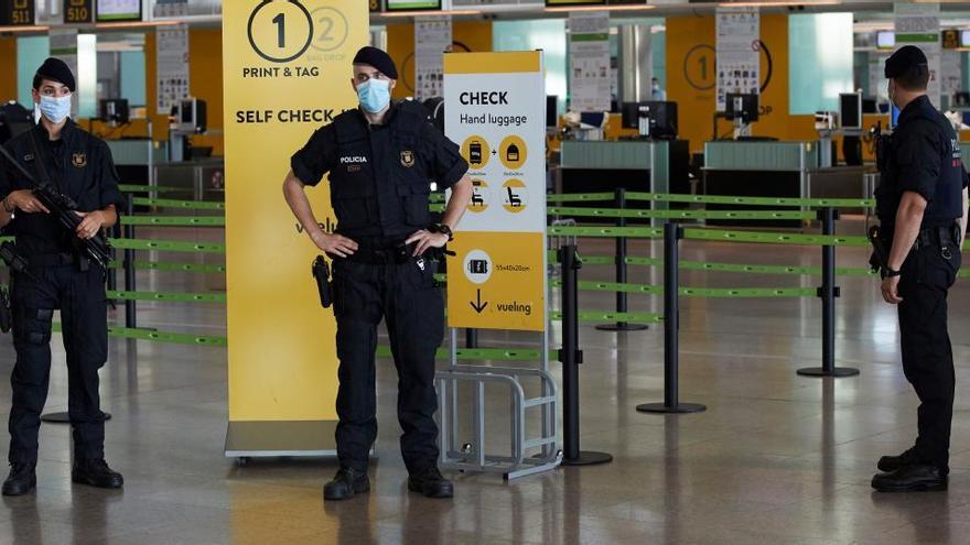 Grècia prohibeix tots els vols provinents de Catalunya a partir de dilluns