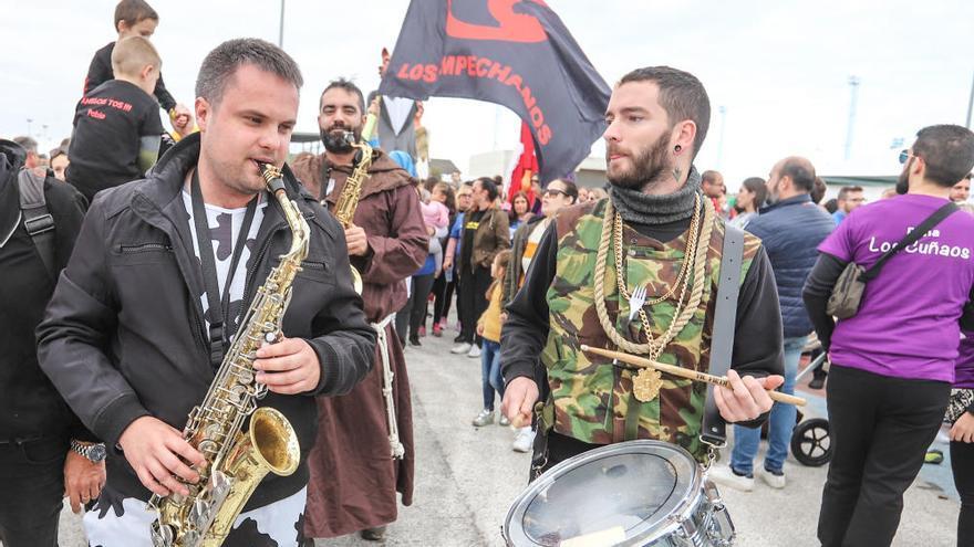 Torrevieja suspenderá la mayor parte de los actos de las fiestas patronales de La Inmaculada
