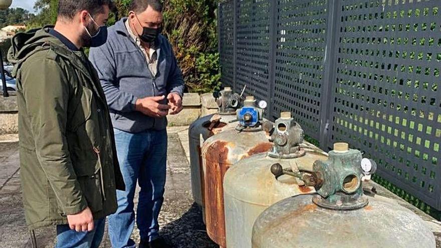 La Xunta asume el arreglo de los filtros y de la arqueta en la piscina de Rodeiro