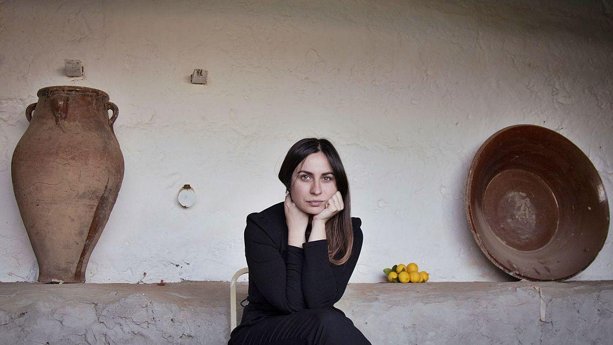 La veterinaria y escritora cordobesa María Sánchez.