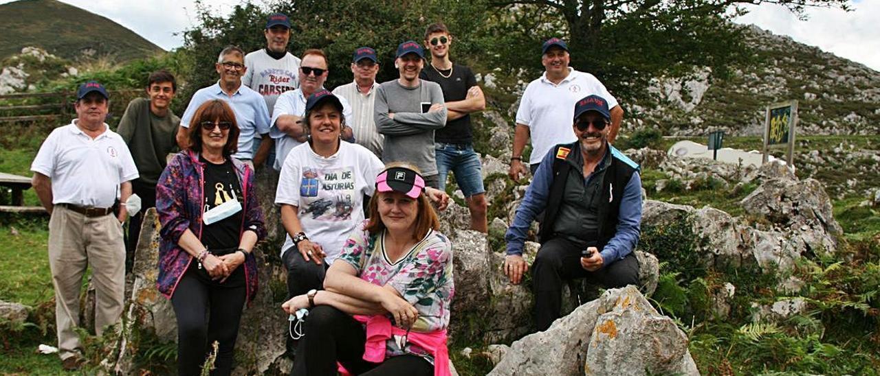 Asturias celebra a la Santina en las ondas