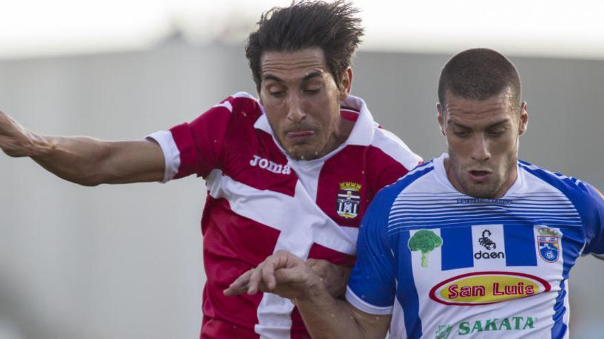 Hugo Rodríguez, segundo fichaje del FC Cartagena