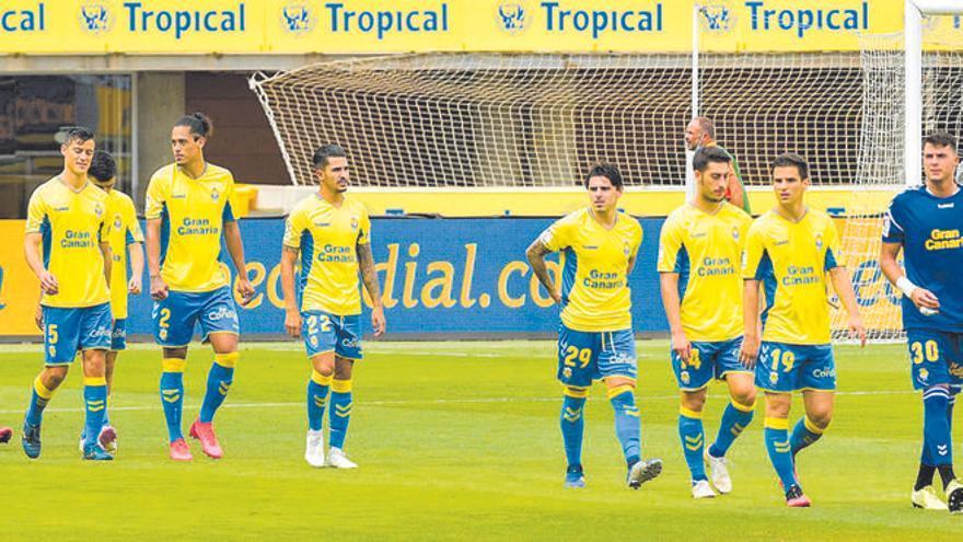 Directo: UD Las Palmas  - CF Fuenlabrada
