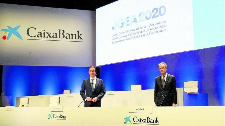 CaixaBank aprueba la fusión con Bankia para crear el mayor banco de España