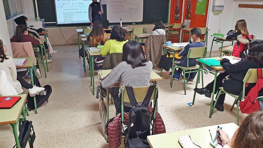Los alumnos gallegos volverán a las aulas el viernes