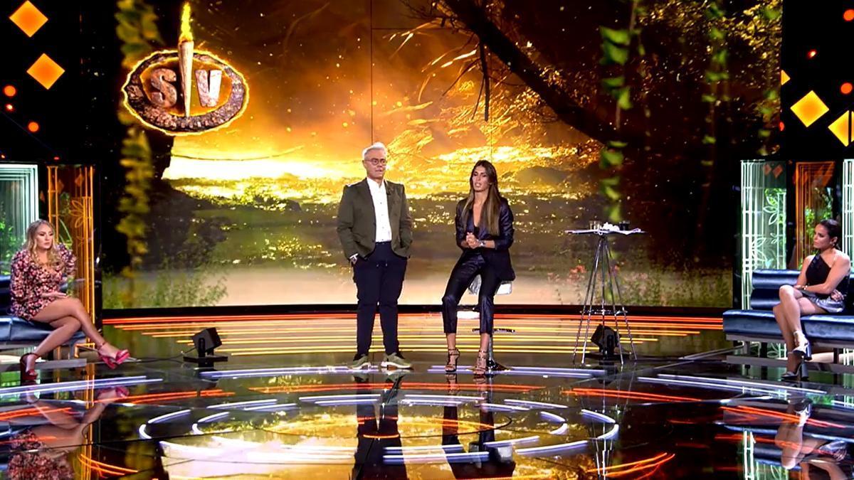 Sofía Suescun en 'Supervivientes.