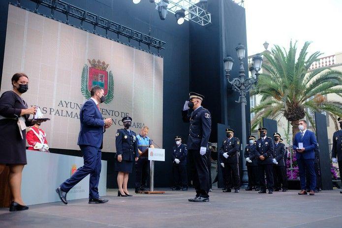 Honores y Distinciones de la Policía Local