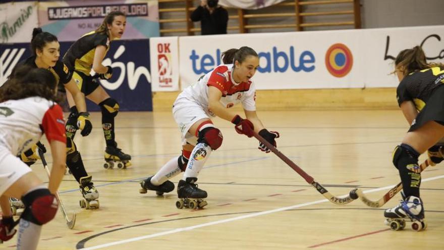 Crónicas y resultados: así fue la jornada de los asturianos en hockey sobre patines