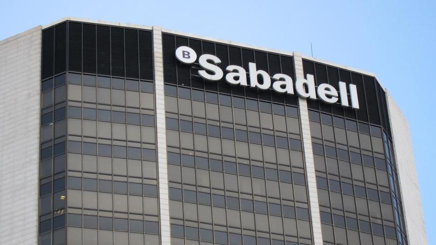 Banco Sabadell gana un 99,7 % menos en 2020