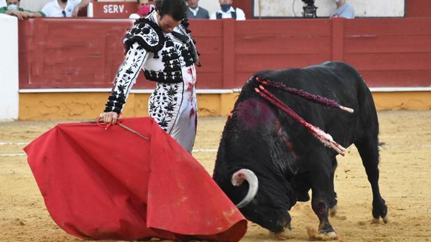 Finito indulta a un toro en Cabra