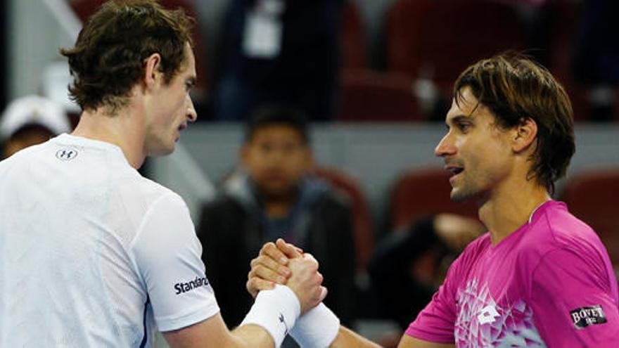 Ferrer cae eliminado en semifinales ante Murray