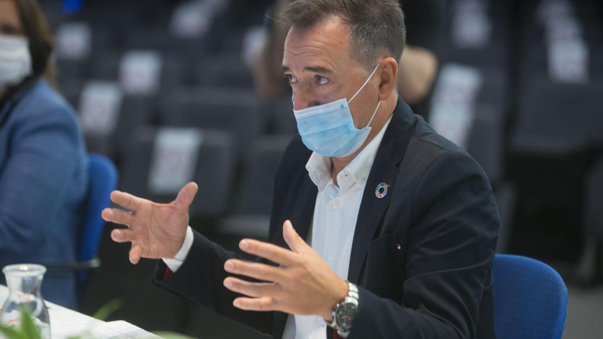 Robert Raga participa en el encuentro de Levante-EMV sobre el ODS 11 de ciudades sostenibles