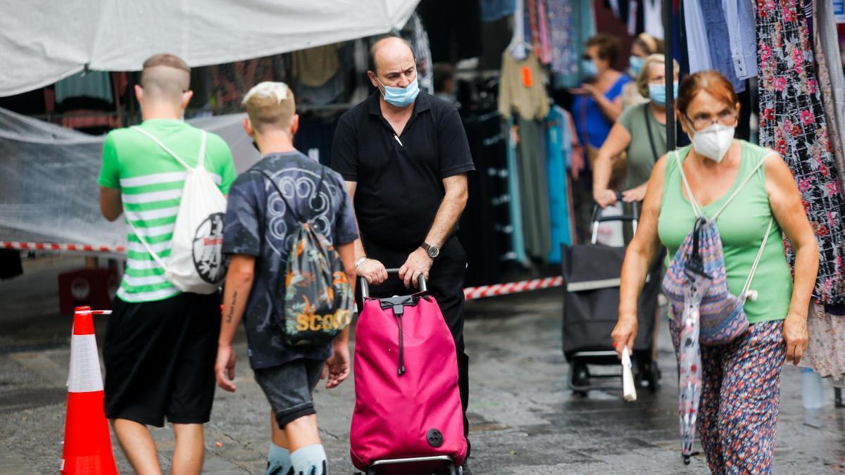 Sanidad detecta 772 contagios en 24 horas, el peor registro hasta ahora