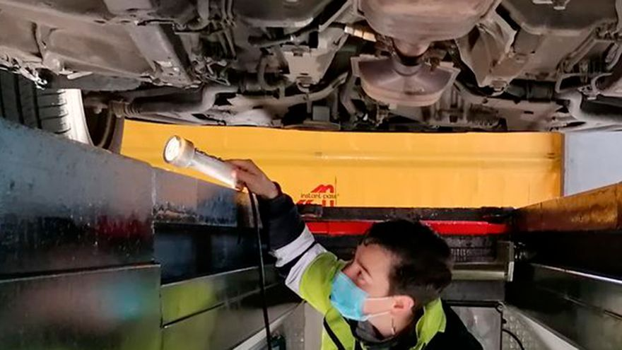 La sanción que más se vigila en la ITV y que cada vez afecta a más vehículos para pasarla