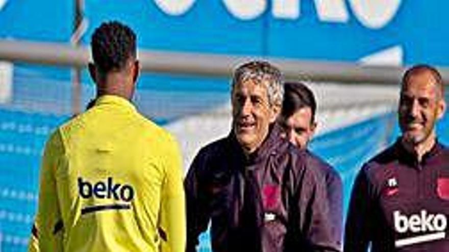 Setién recupera Piqué i Vidal per enfrontar-se a  un Athletic que espera furgar en la ferida del Barça