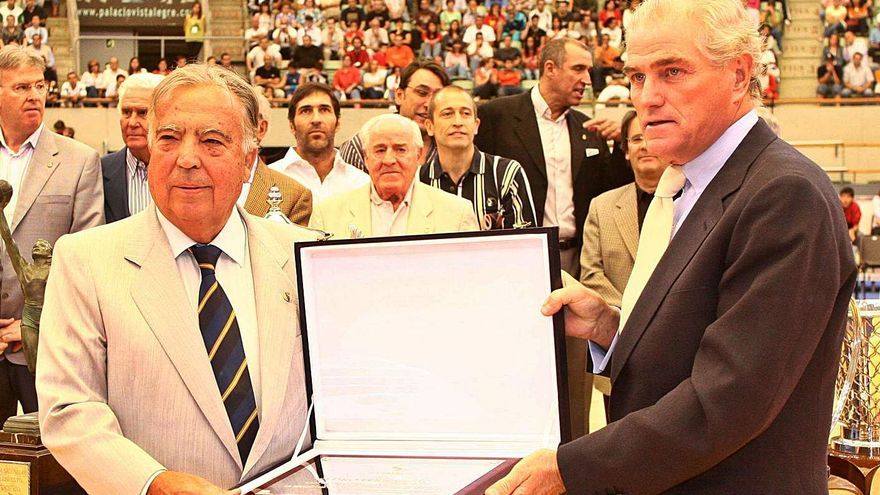El expresidente del Real Madrid Ramón Calderón, nuevo «fichaje» de Ecisa