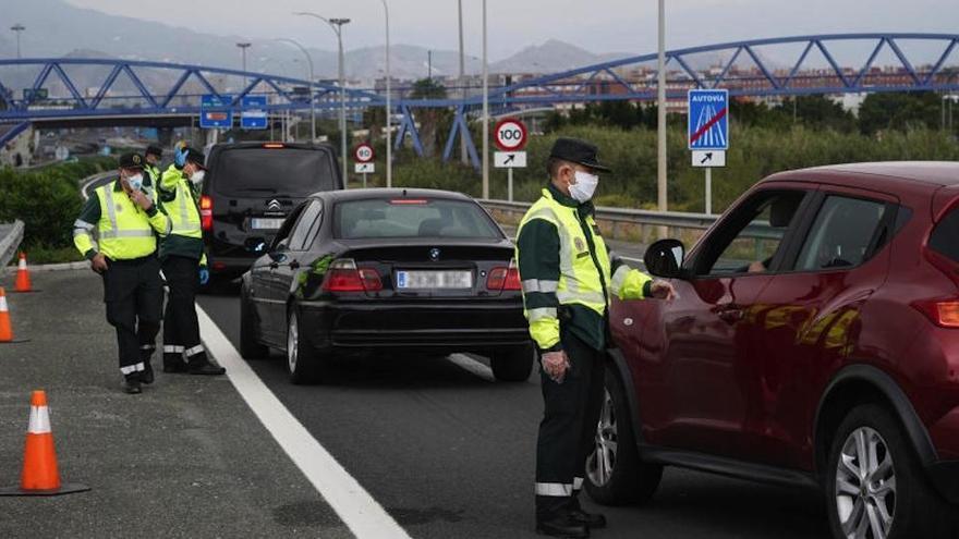Andalucía volverá a limitar la movilidad entre provincias