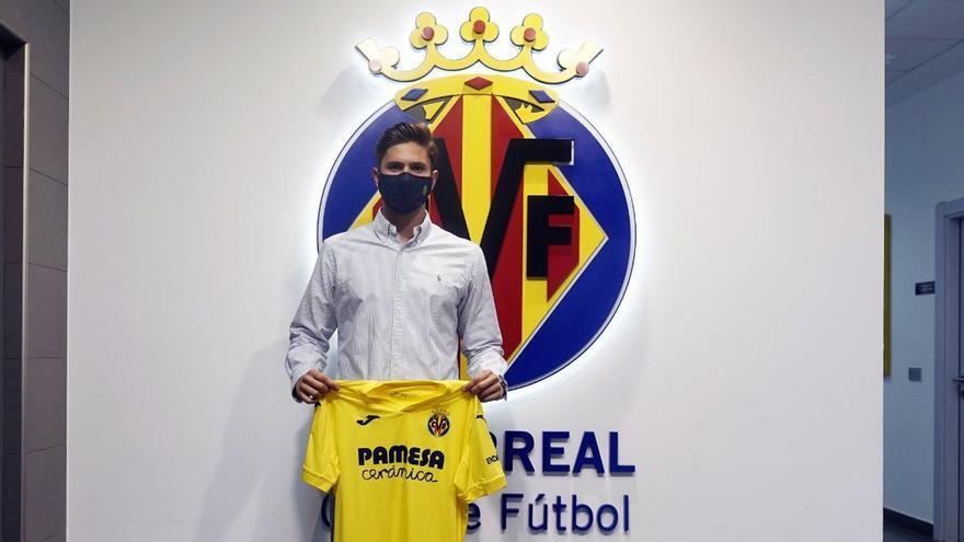 Oficial: Martín Pascual, cedido al Villarreal B