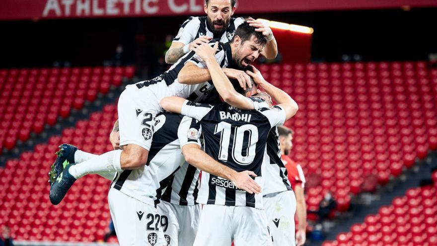 Athletic y Levante decidirán al finalista en la vuelta