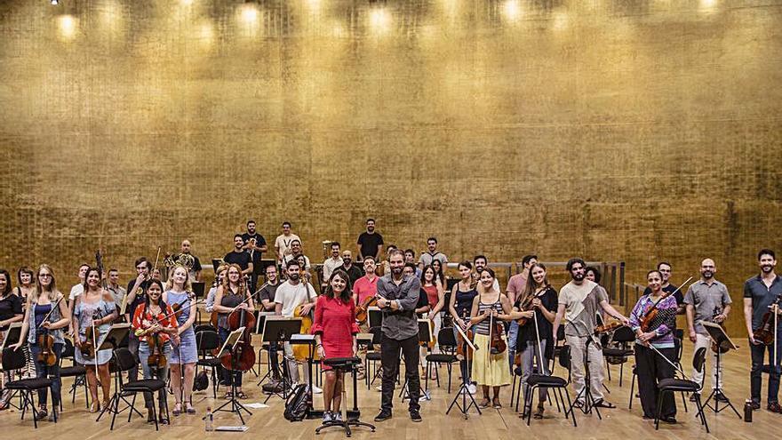 ADDA Simfònica vuelve con un doble concierto gratuito