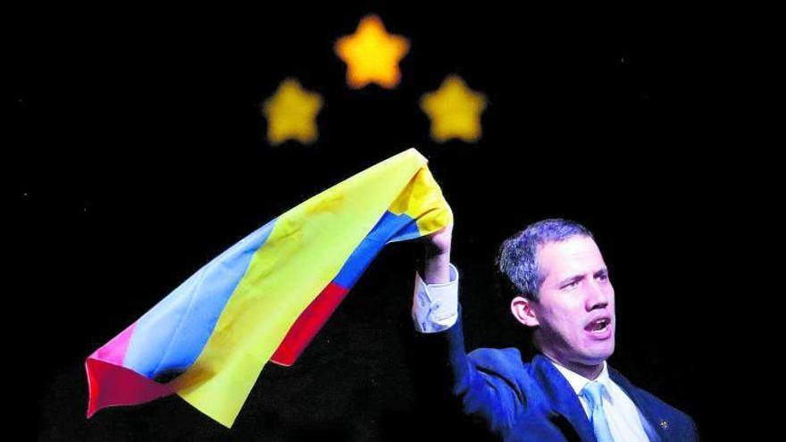 Venezuela bajo el volcán