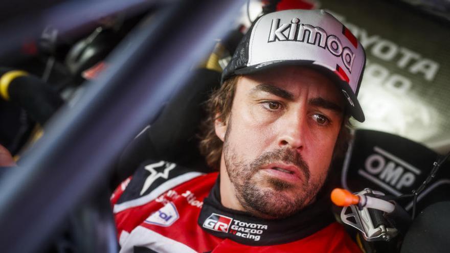 """Alonso: """"Cuando pasaron a 2022 el cambio de reglas de Fórmula 1 tuve dudas"""""""