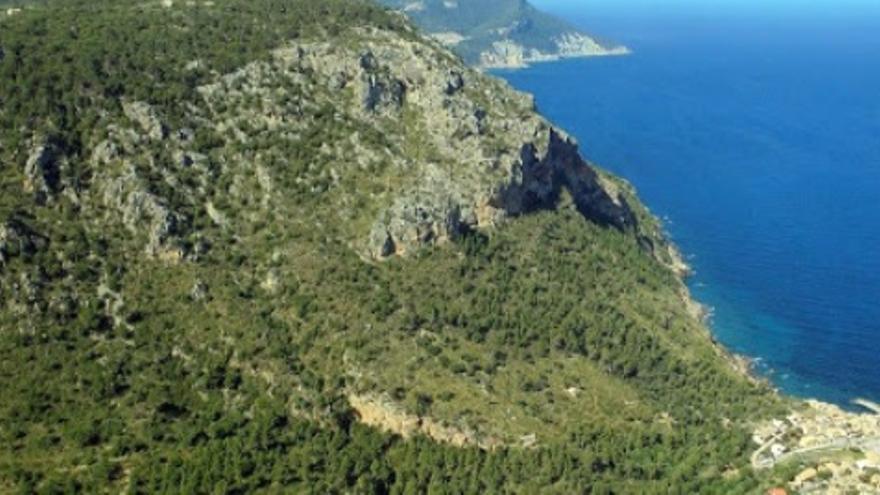 El camí de Sa Marina de Valldemossa
