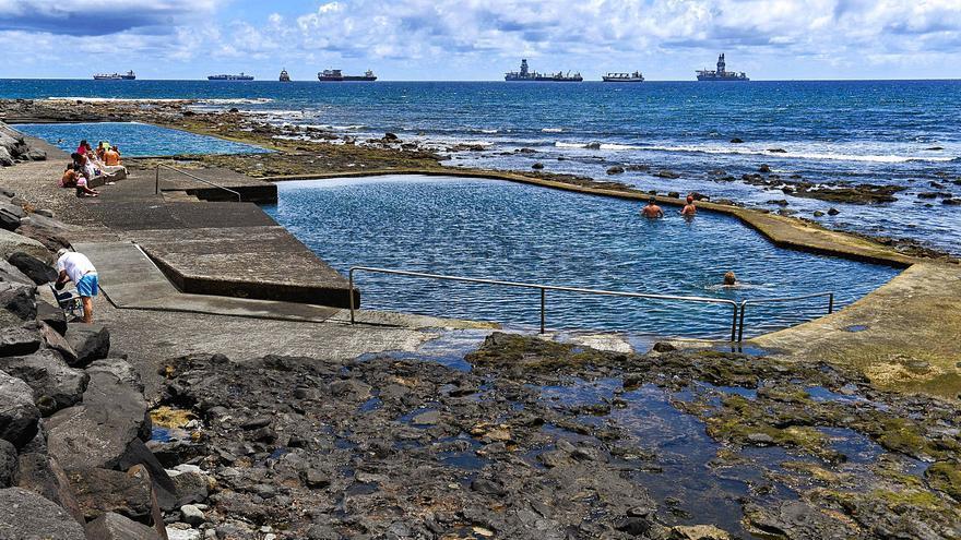 Las piscinas de La Laja tendrán un nuevo servicio y mejoras en las piletas