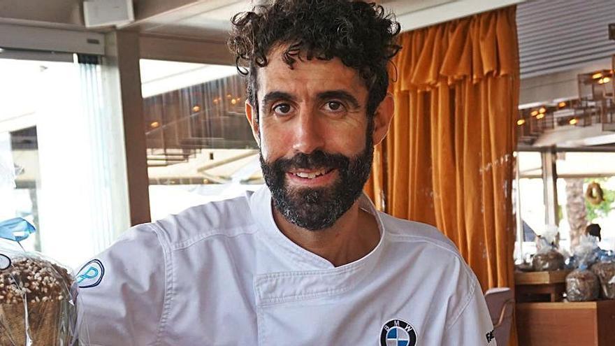Baiben, restaurante del chef Arellano, cumple cinco años