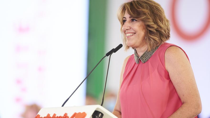 Susana Díaz acepta la propuesta de Espadas para ser elegida senadora autonómica